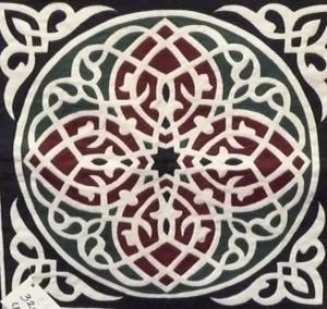 Circle Pattern Work Khayamiya Tentmakers