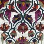 Floral Pattern Colourful Work Khayamiya Tentmakers