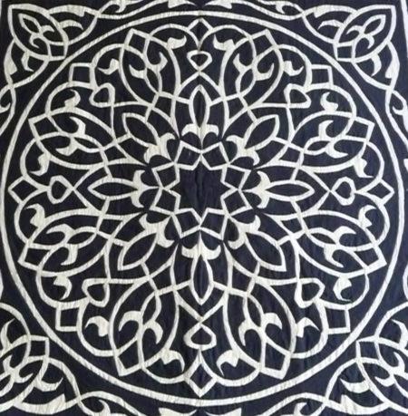 Large Cushion Islamic Design Shop Khayamiya Tentmakers