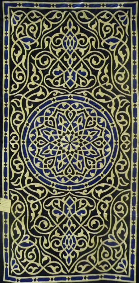 Mohammed-Hashem-Islamic-Al-Roumi-Design-Khayamiya-Tentmakers